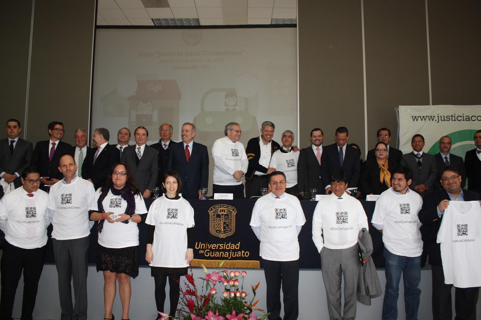"""Segundo Foro de Consulta sobre """"Justicia Cotidiana"""": Justicia para Ciudadanos"""