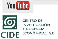 Canal del CIDE en YouTube