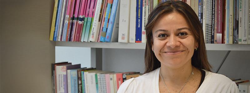 La Dra. Claudia Maldonado  participó como ponente experta