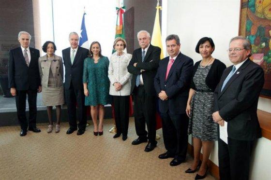 La Dra. Guadalupe González fue elegida por la Secretaría de Relaciones Exteriores para pertenecer al Grupo de Amigos de México por la paz en Colombia