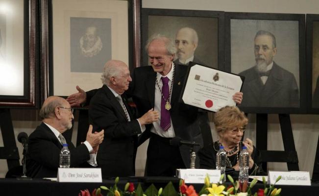 Dr. Jean Meyer fue elegido como miembro honorario