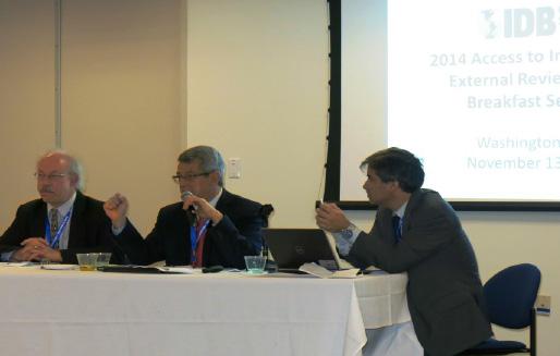 El profesor Mauricio Merino (División de Administración Pública) fue ratificado