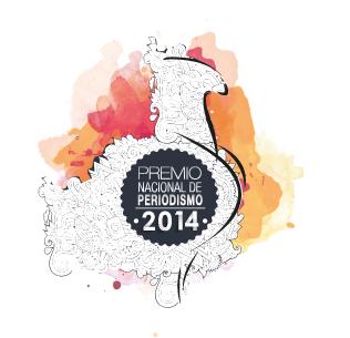 """Premio Nacional de Periodismo 2014 por su reportaje «La casa blanca de EPN"""""""