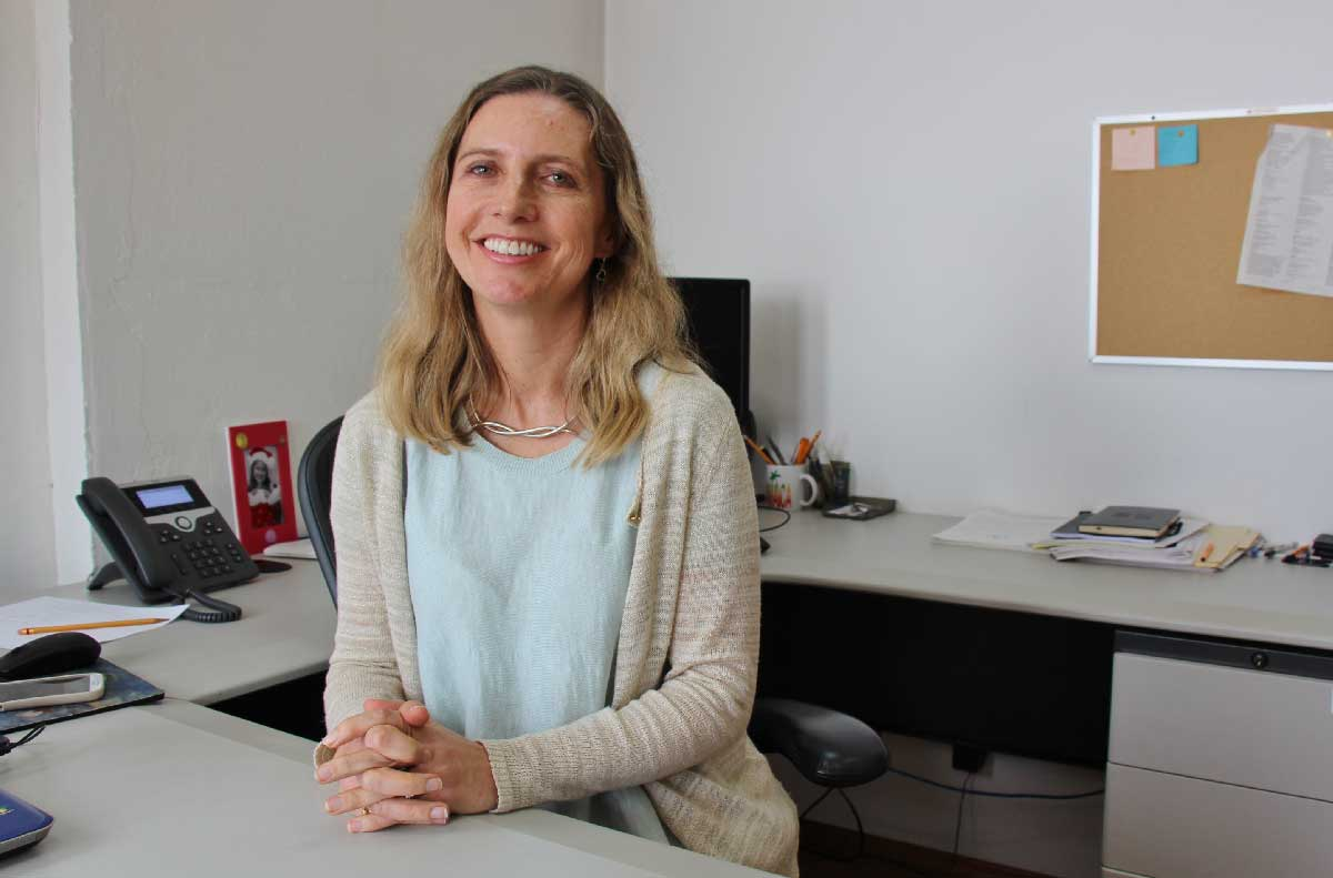 La Dra. Susan Parker obtuvo Mención Honorífica