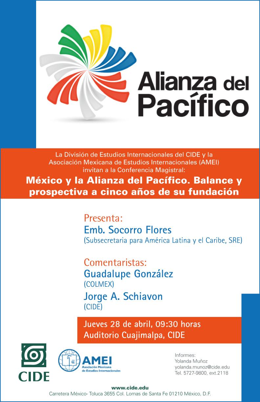 Conferencia «Alianza del Pacífico»