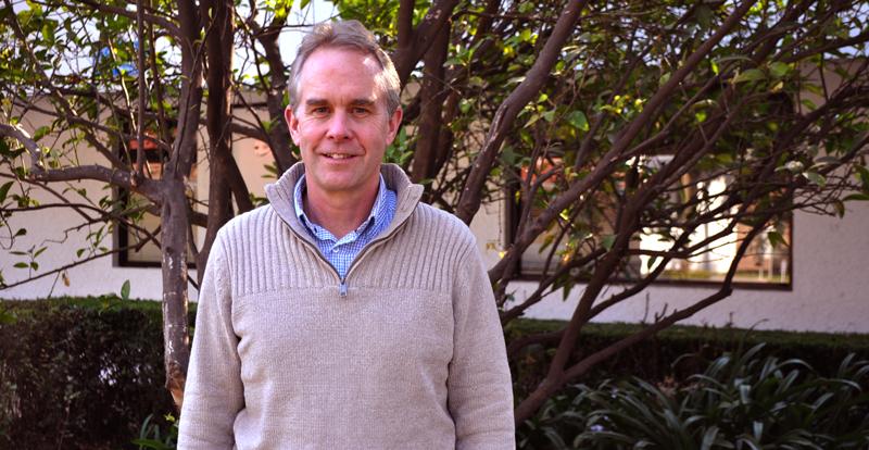 Nombran a Mark Aspinwall como <i>Honorary Professorial Fellow</i> de la Universidad de Edimburgo