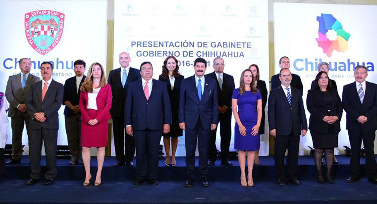 Egresada del CIDE integra gabinete de Javier Corral en Chihuahua