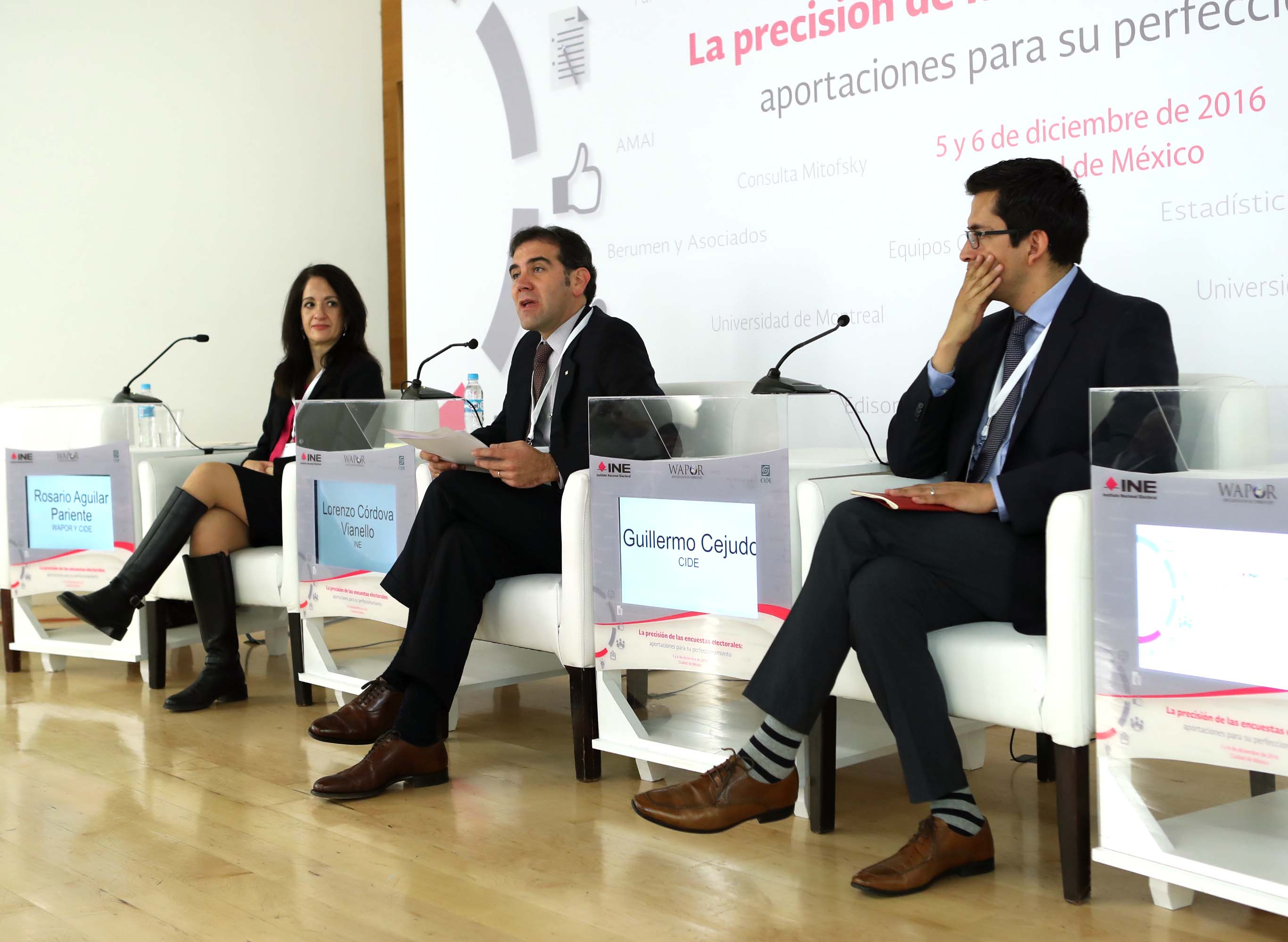 """El CIDE, el INE y WAPOR organizan el Foro """"La precisión de las encuestas electorales"""""""