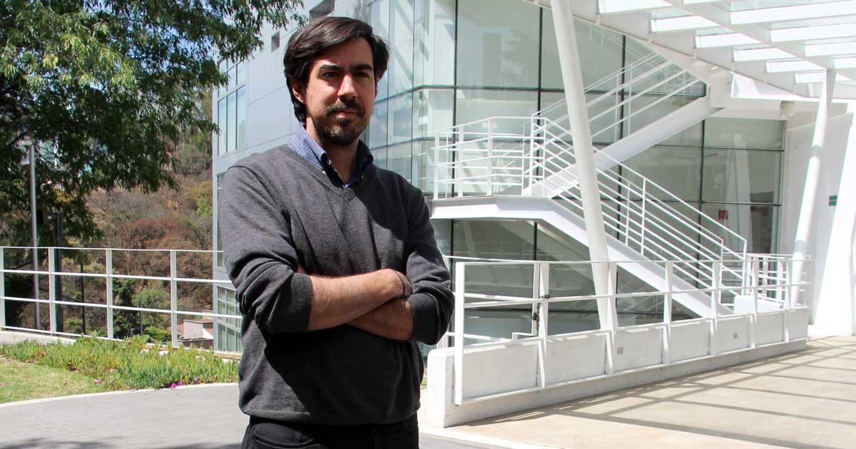 CASBS de Standford invita a Julio Ríos a ser <i>Fellow</i> para 2017-2018