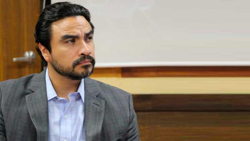 Edgar Ramírez es el nuevo director de la División de Administración Pública del CIDE