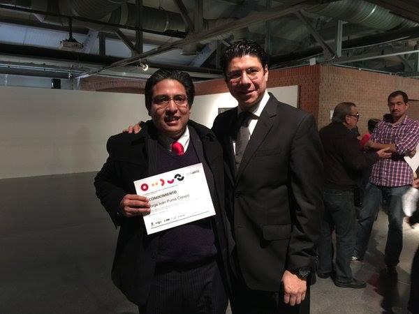 """Egresado del CIDE obtuvo la 2a Mención Honorífica del Premio """"Israel Cavazos Garza"""" 2015"""