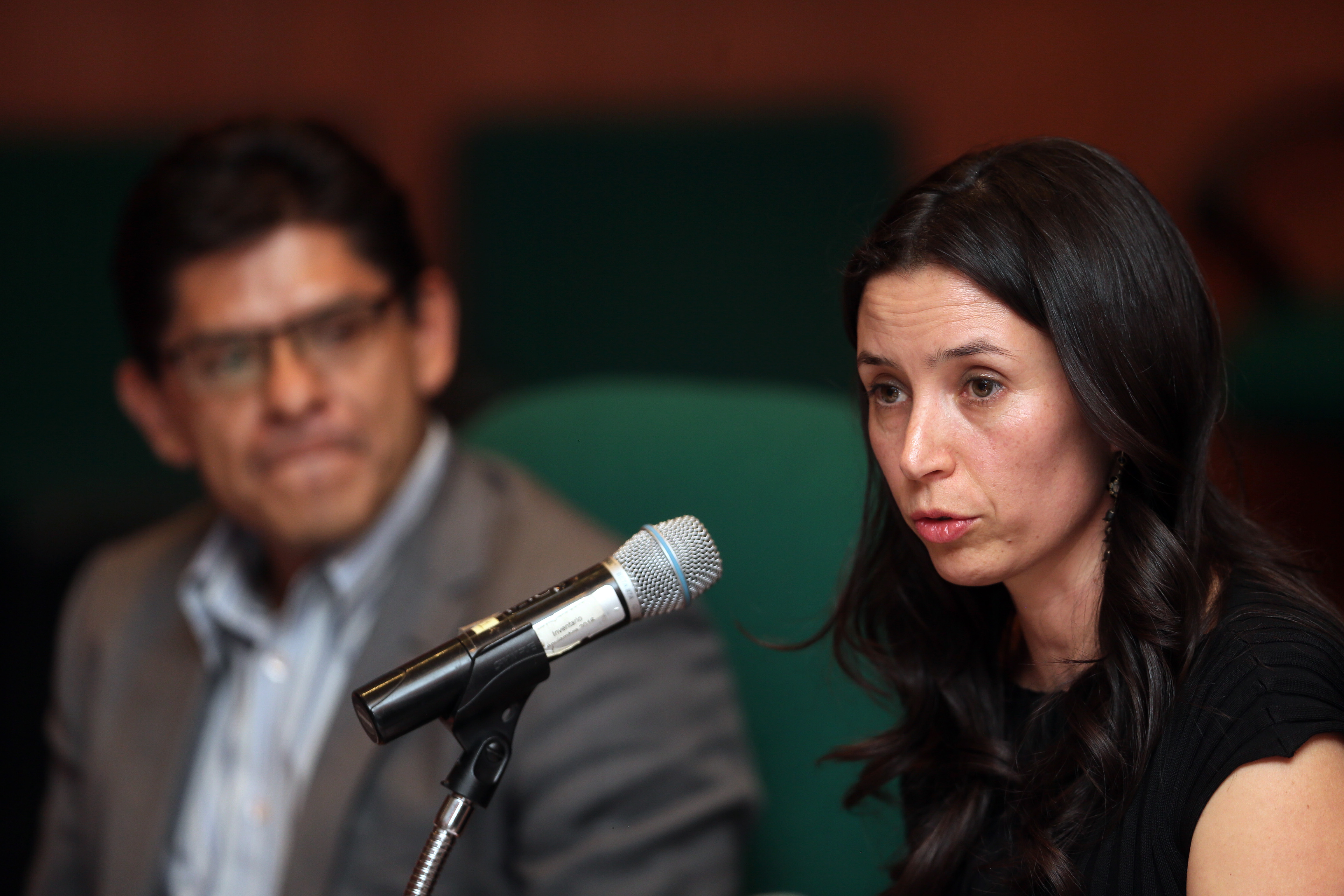 La Academia Mexicana de Criminología nombra <i>Miembro de Número</i> a Catalina Pérez