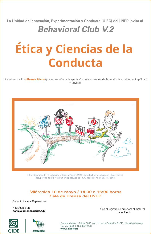 Ética y Ciencias de la Conducta