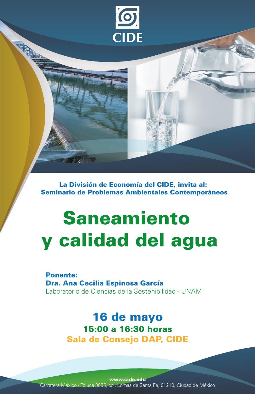 """Seminario """"Problemas Ambientales Contemporáneos"""""""