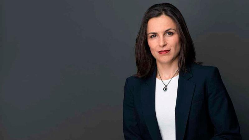 Senado ratifica continuidad de Alejandra Palacios en Cofece