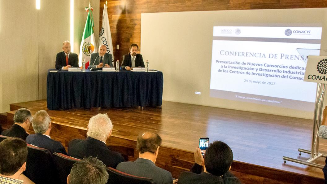 Participa el CIDE en 2 de los 9 Consorcios de Investigación y Desarrollo Industrial presentados por Conacyt