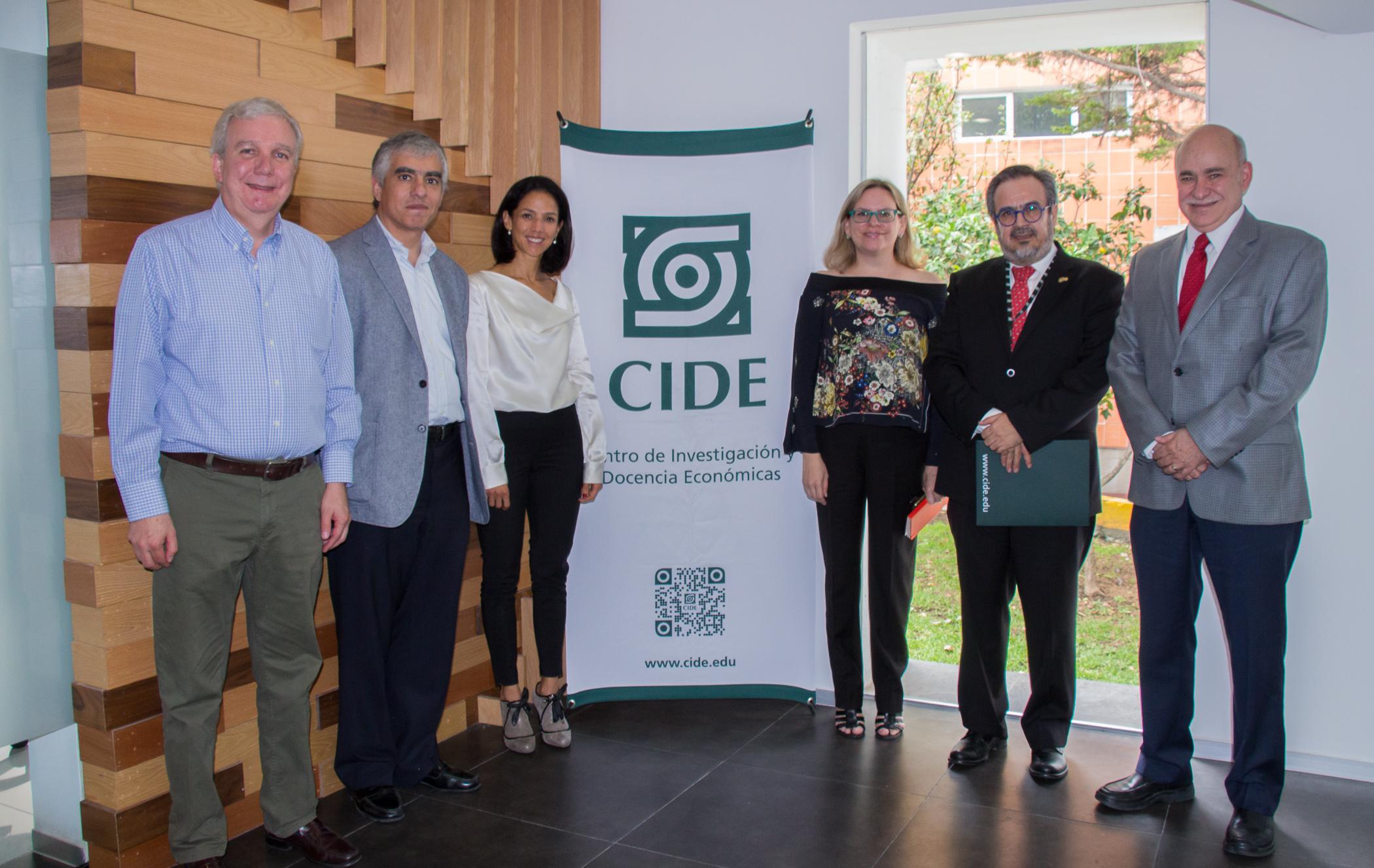 Apoya CIDE a Guanajuato en la construcción de un Observatorio de Indicadores