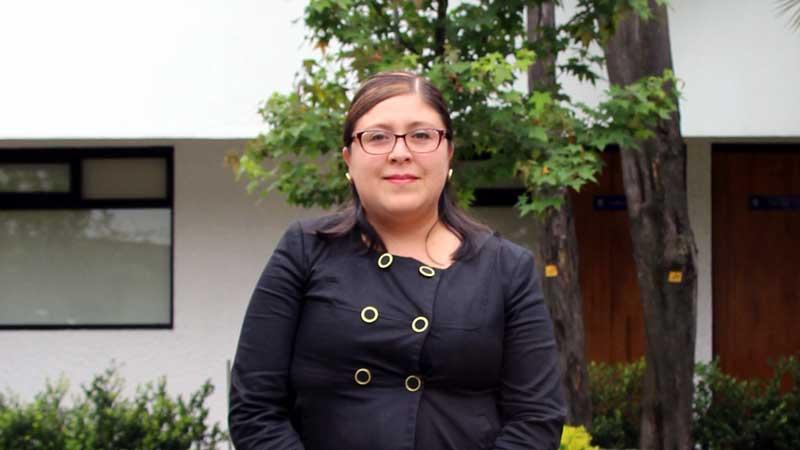 Egresada del CIDE se integrará al Instituto de Investigaciones Sociales de la UNAM
