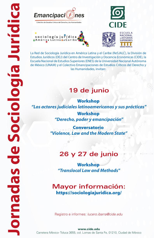 Jornadas de Sociología Jurídica