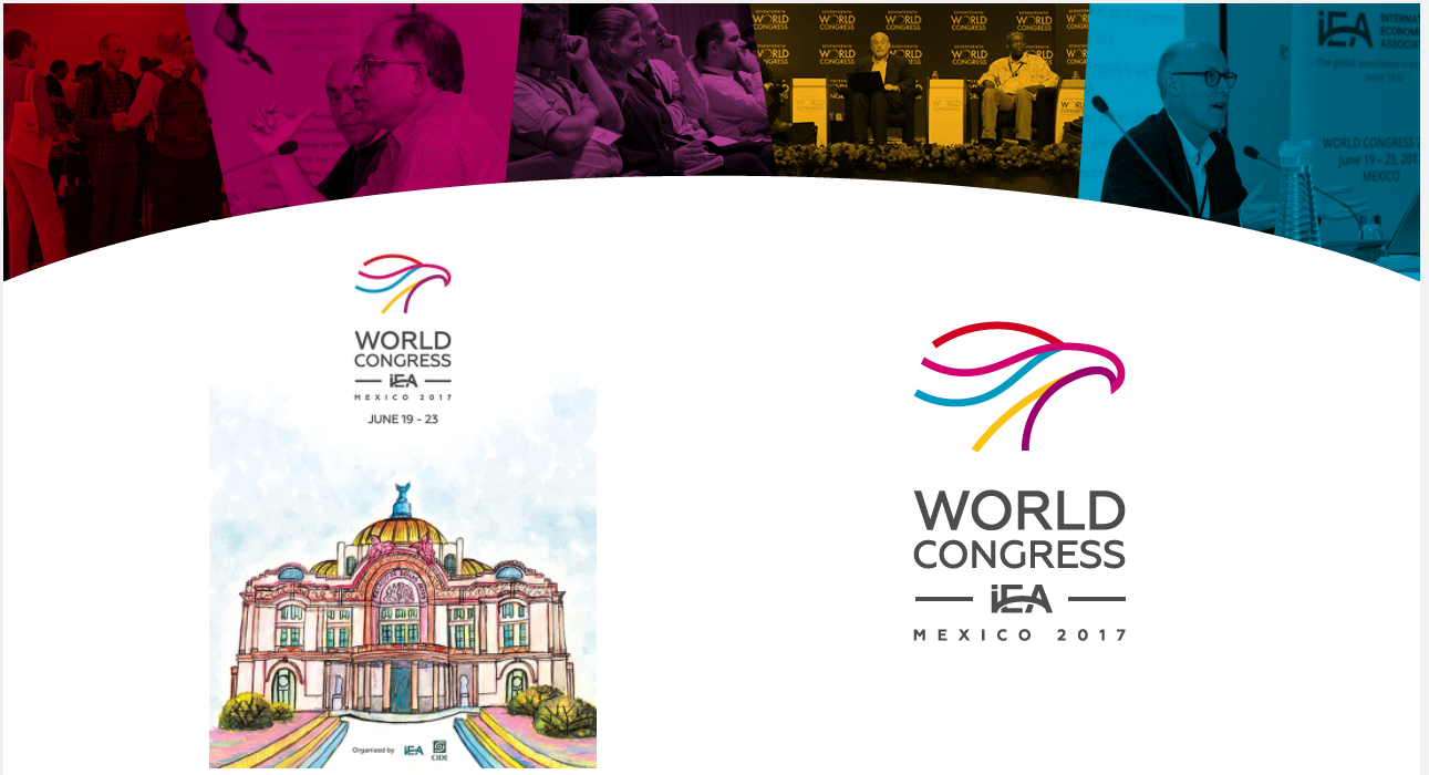 El CIDE e International Economic Association organizan el World Congress México 2017