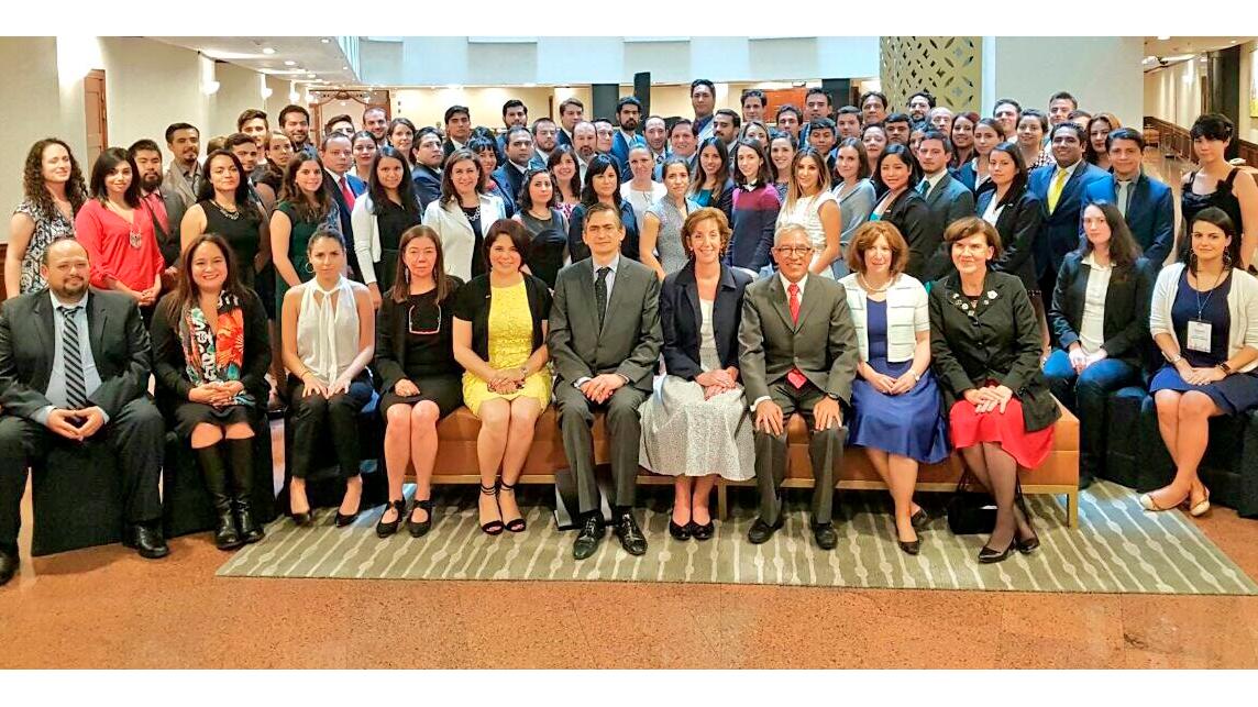 Egresados del CIDE obtienen beca Fulbright-García Robles para estudiar posgrado