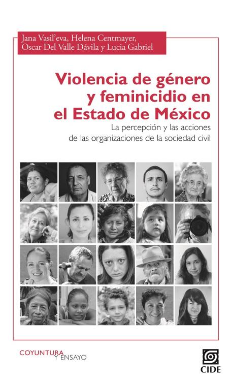 """Novedad editorial: """"Violencia de género y feminicidio en el Estado de México"""""""