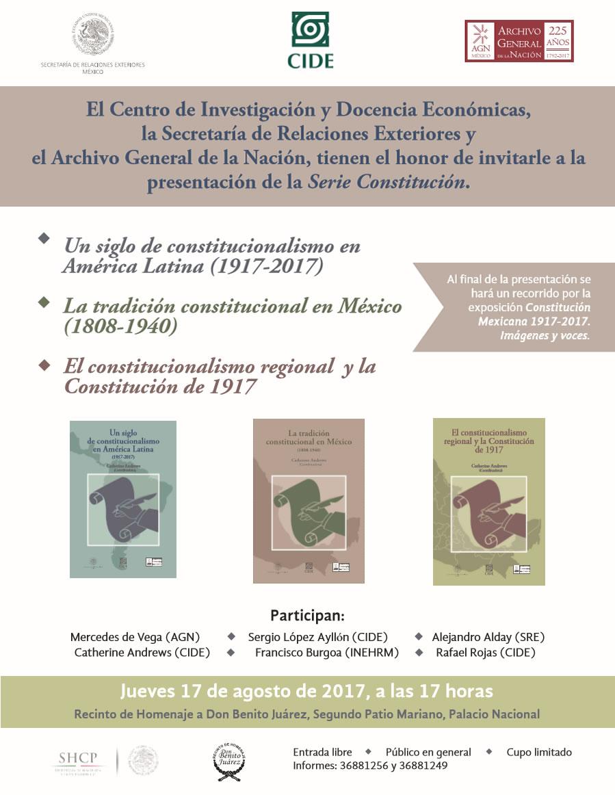 Serie Constitución