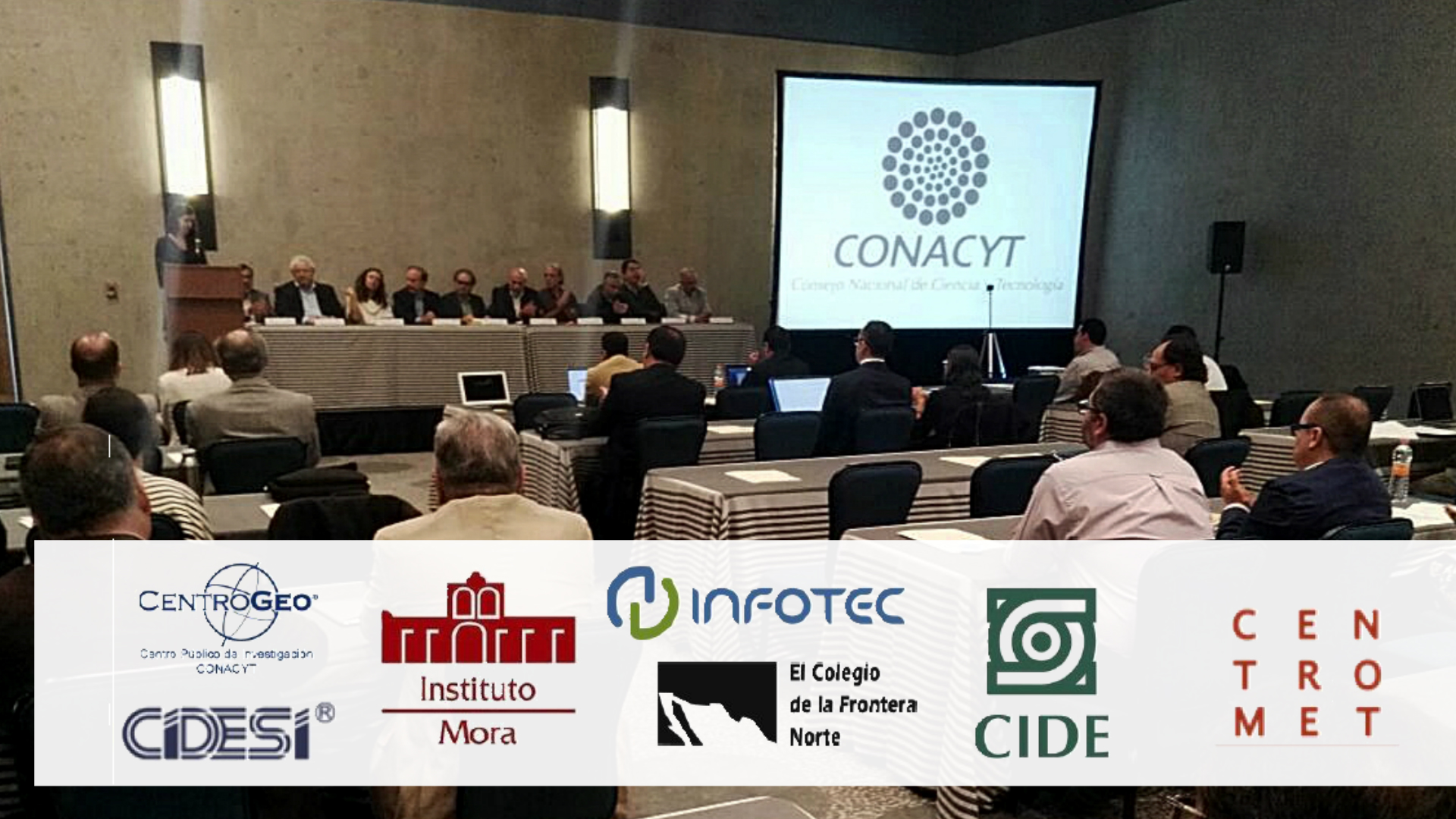 CIDE junto con CIDESI, GEO, Instituto Mora, COLEF e INFOTEC suman esfuerzos para crear CentroMET