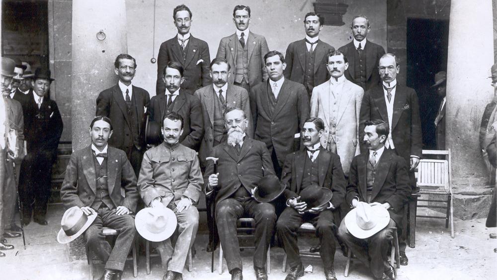 La Constitución de 1917, producto de una nación independiente
