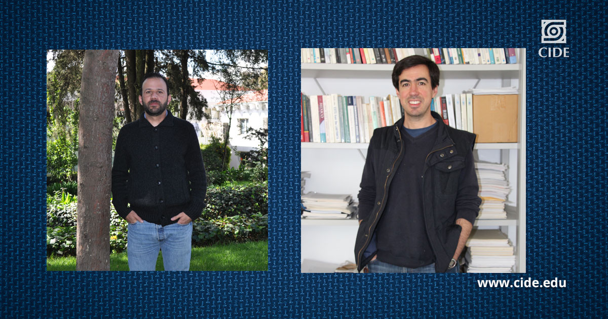 Profesores del CIDE obtienen la distinción nivel III del Sistema Nacional de Investigadores