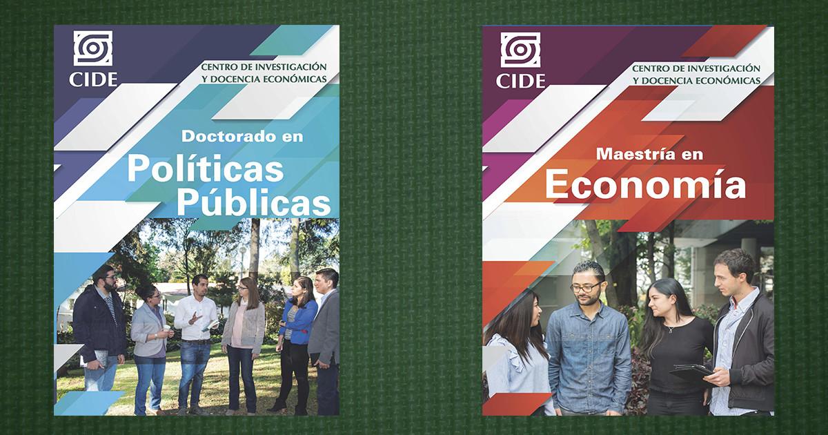 El Doctorado en Políticas Públicas y la Maestría en Economía mantienen sus categorías en el PNPC