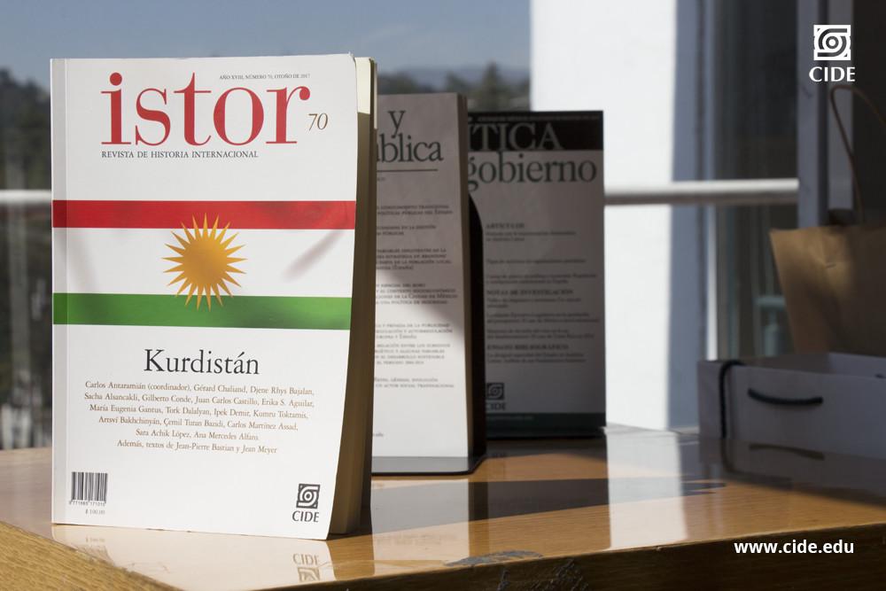 #RevistasCIDE | Istor 70: Kurdistán