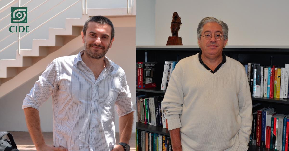 """Profesores del CIDE obtienen el primer y segundo lugar del """"Premio en Economía Víctor L. Urquidi"""""""
