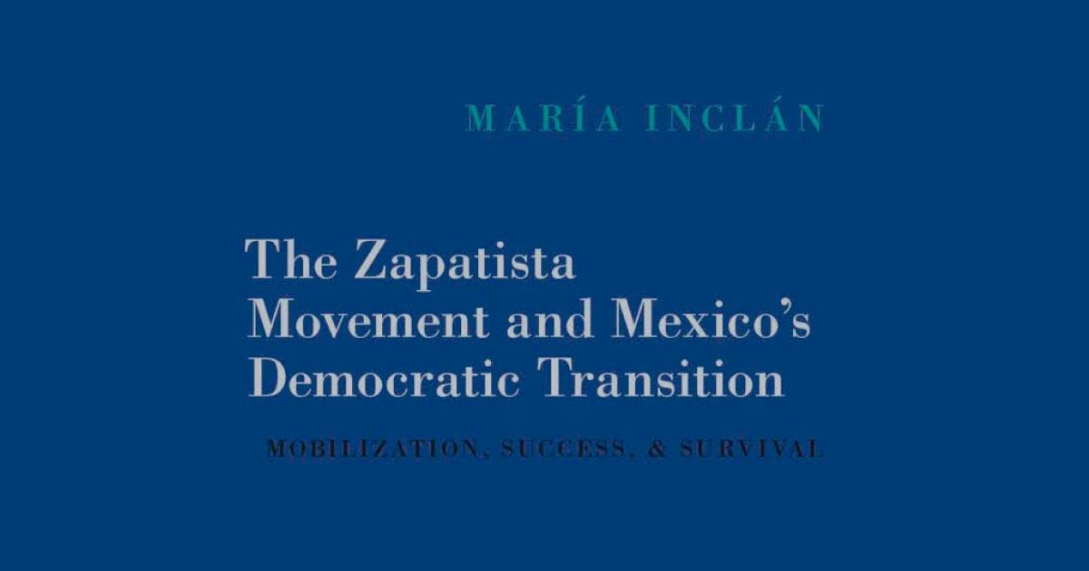 El movimiento zapatista y la transición democrática en México