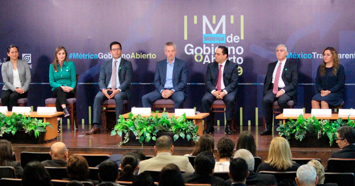 Métrica de Gobierno Abierto: El estado actual de la transparencia y la participación en México