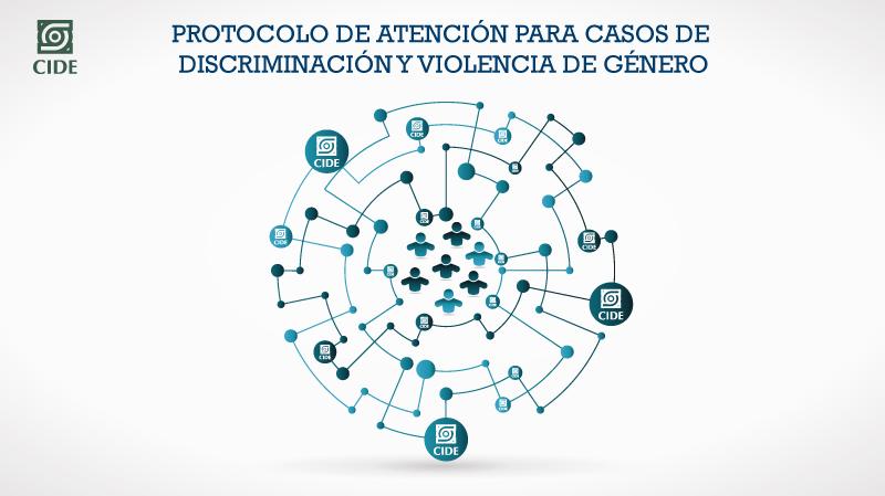 Atención y contención, ejes primordiales en nuevo <em>Protocolo de atención para casos de discriminación y violencia de género</em> del CIDE
