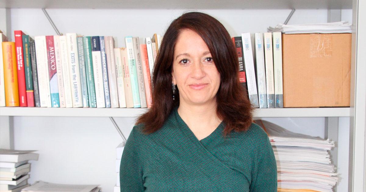 Rosario Aguilar forma parte de <em>EGAP</em> y <em>Political Behavior</em>