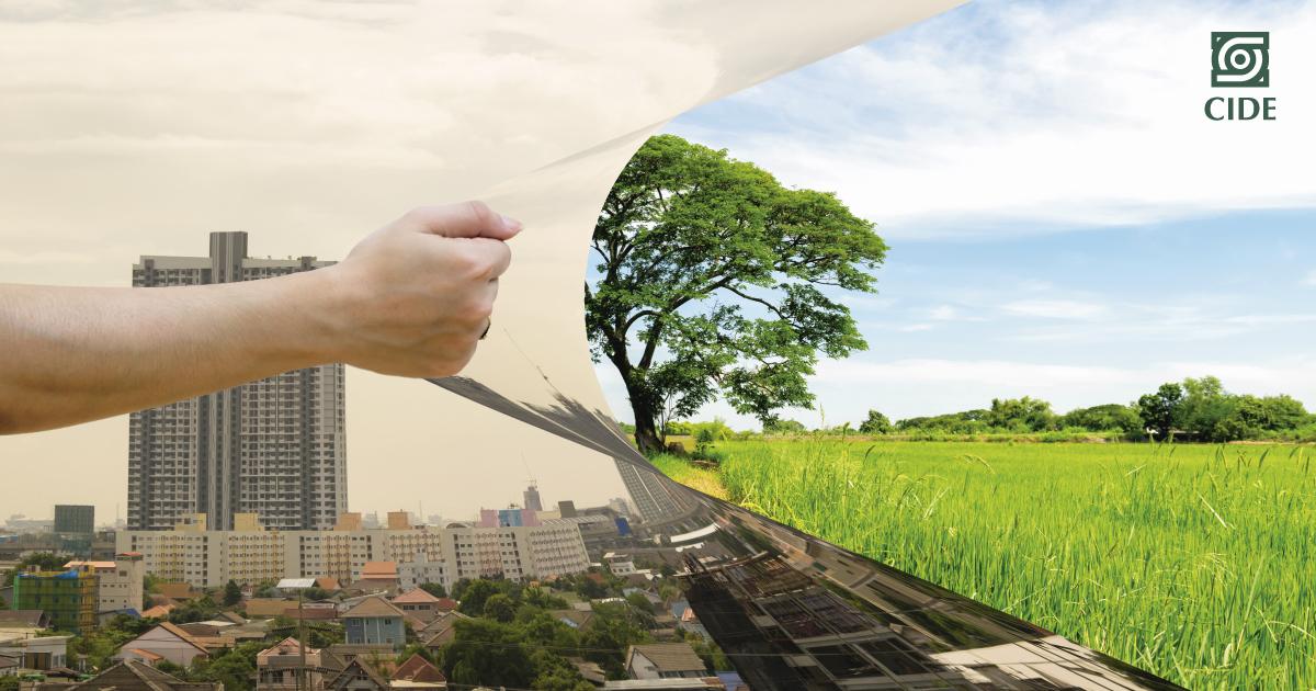 Analiza investigador del CIDE factores de éxito de los movimientos ambientalistas