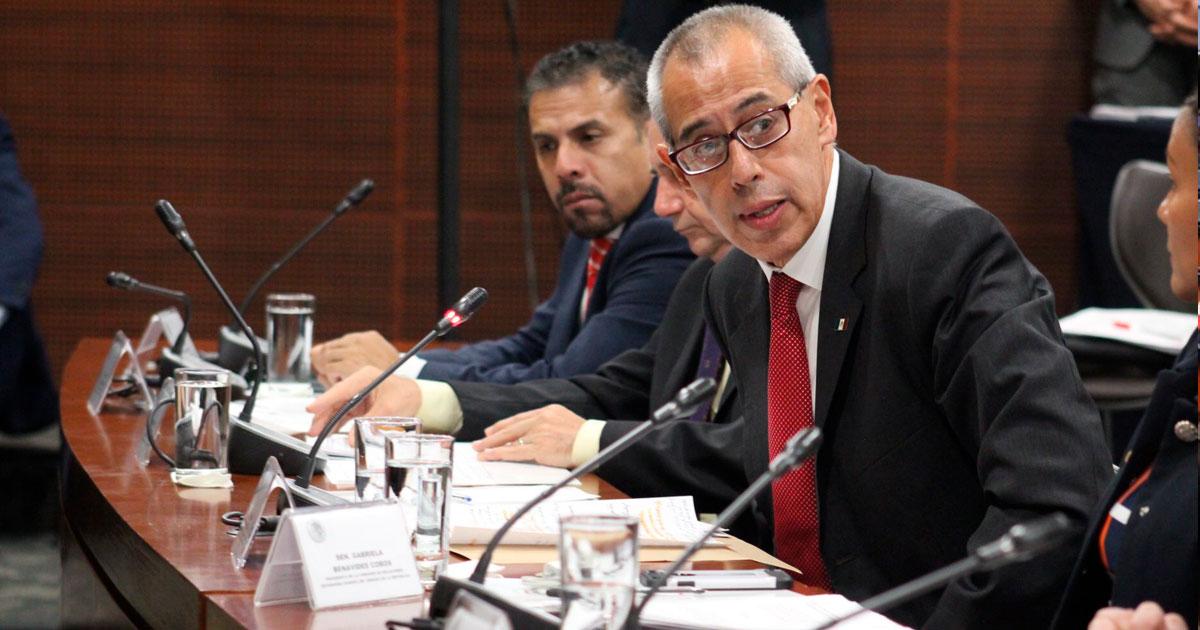 Designan a Aschentrupp, egresado del CIDE, embajador de Portugal