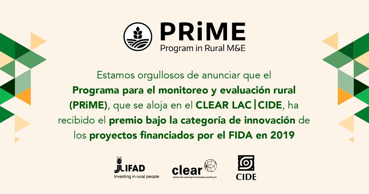 CLEAR-LAC obtiene reconocimiento del IFAD