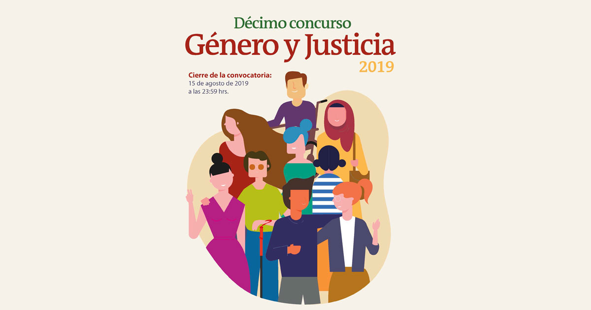 Diana García, estudiante del CIDE, obtiene segundo lugar del Décimo Concurso Género y Justicia 2019