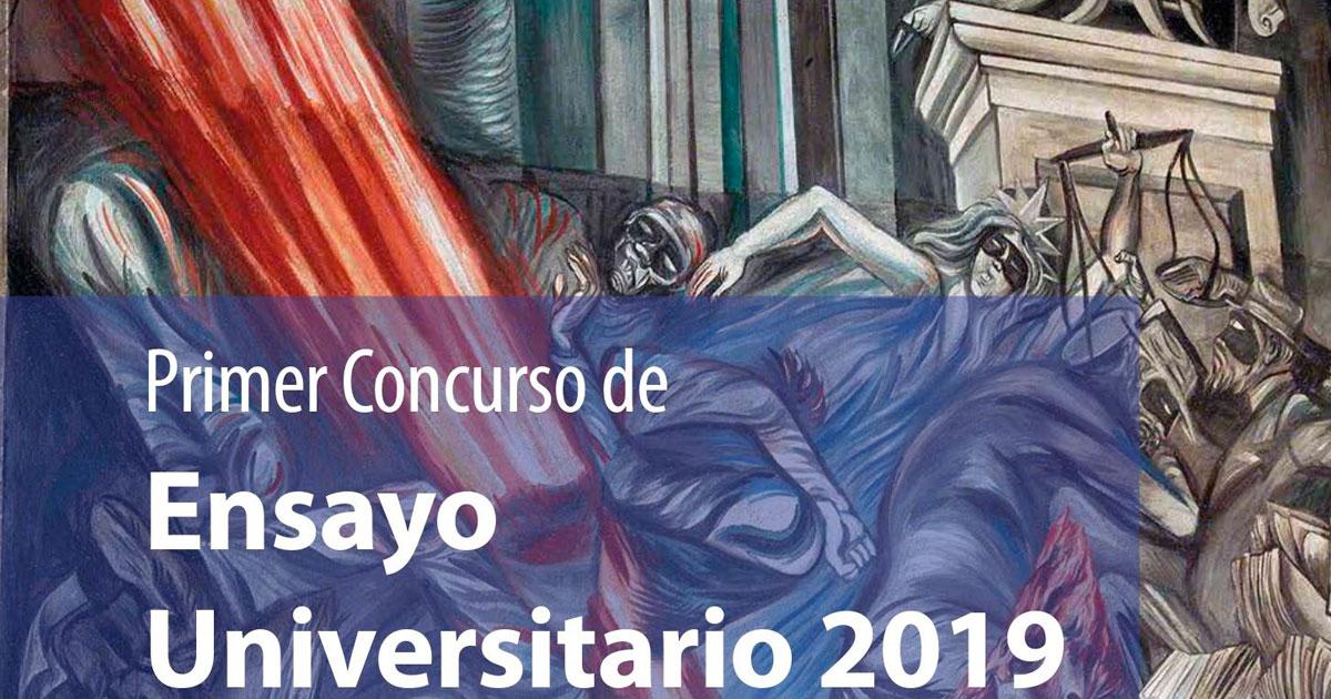 Rodrigo González Zuppa obtuvo el 2° lugar en el Primer Concurso de Ensayo Universitario de la SCJN