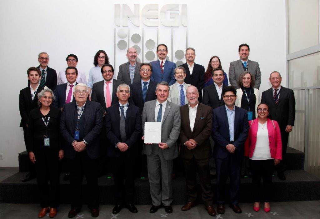 Recibe el INEGI propuesta de Grupo de Expertos para establecer un Comité de fechado de los Ciclos de la Economía de México