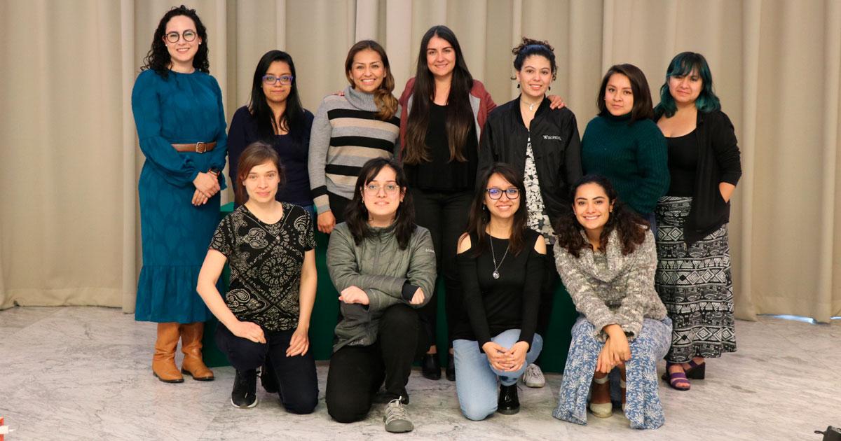 Editan mujeres del CIDE artículos de Wikipedia