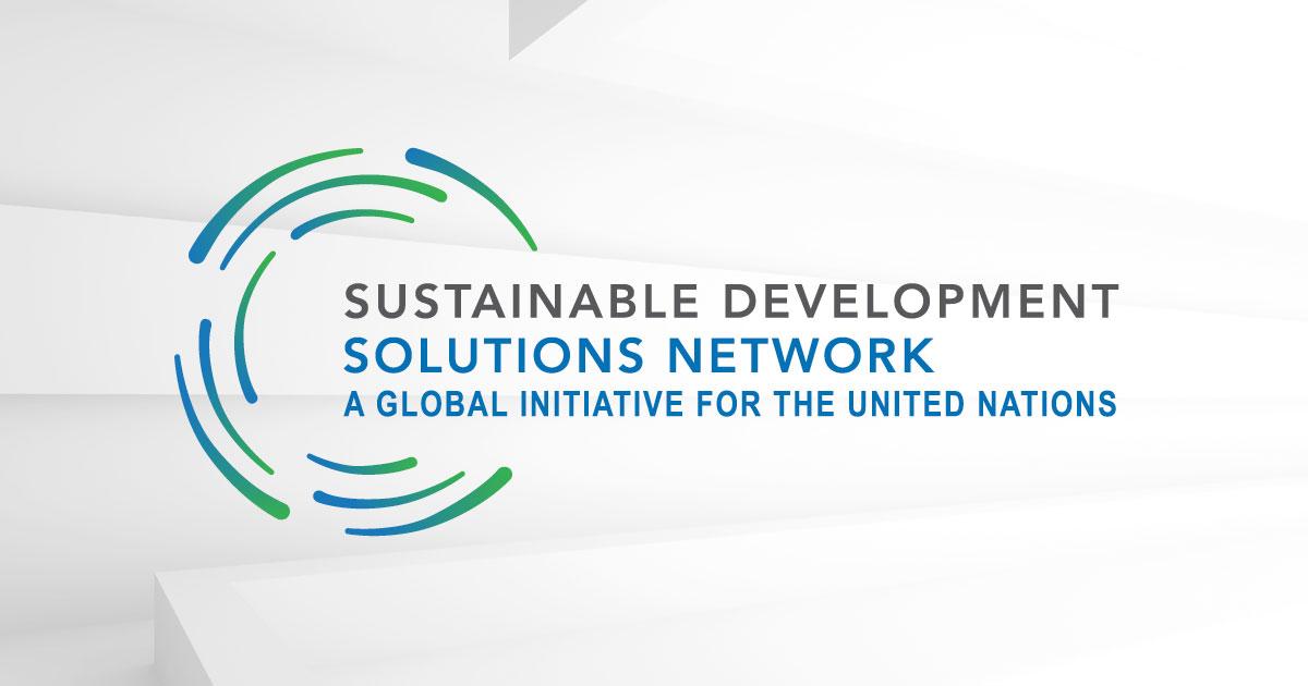 El CIDE se integran a la Red de Soluciones de Desarrollo Sostenible
