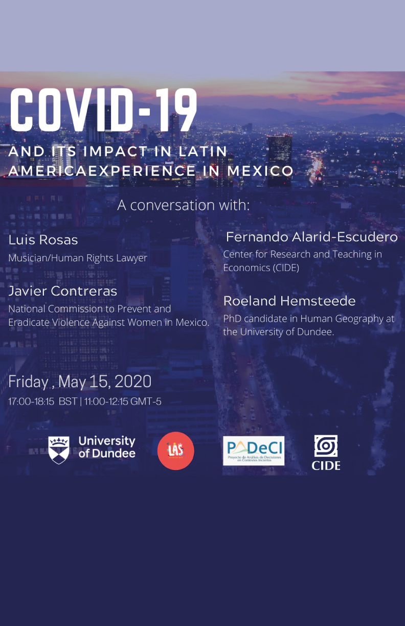 COVID-19 and its impact in Latin America: Experience in Mexico