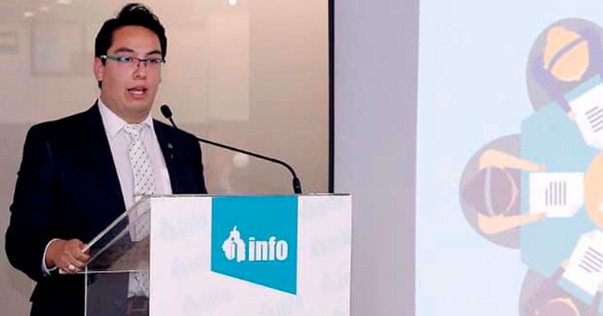 Antonio Trapero, egresado del CIDE, es nombrado titular de la Dirección de Estado Abierto, Estudios y Evaluación del INFO CDMX