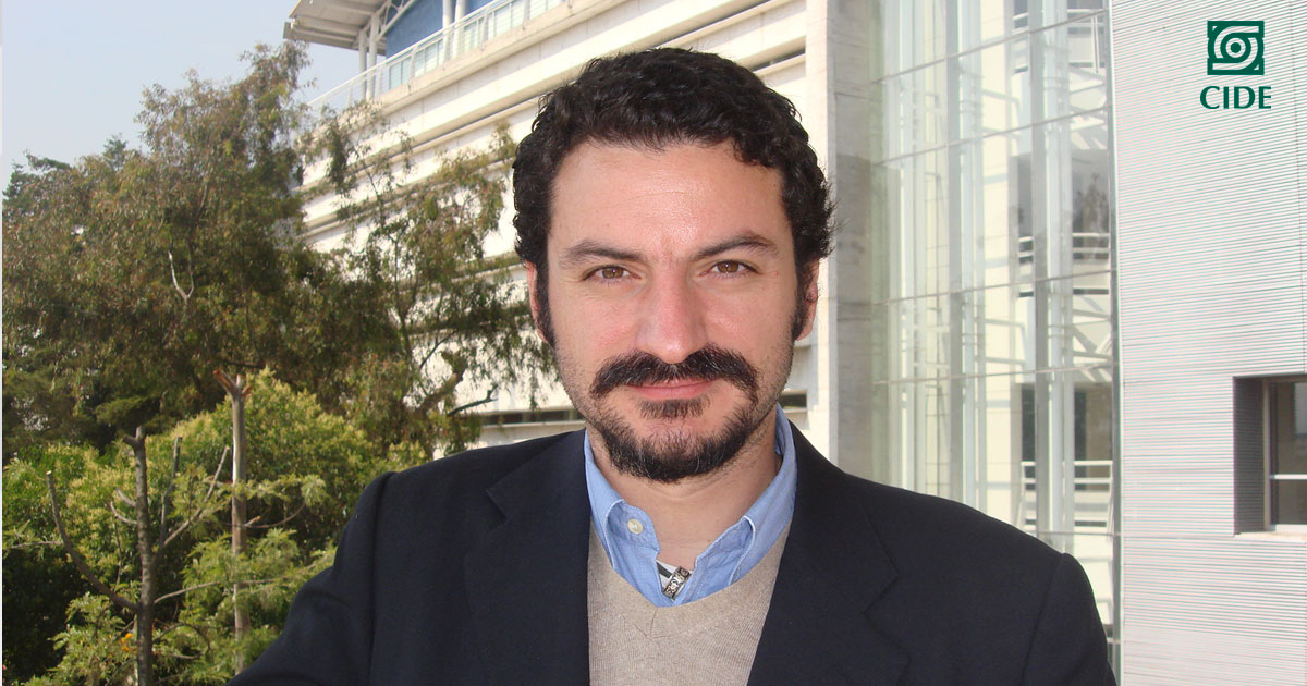 Alejandro Madrazo Lajous es nombrado director del CIDE Región Centro