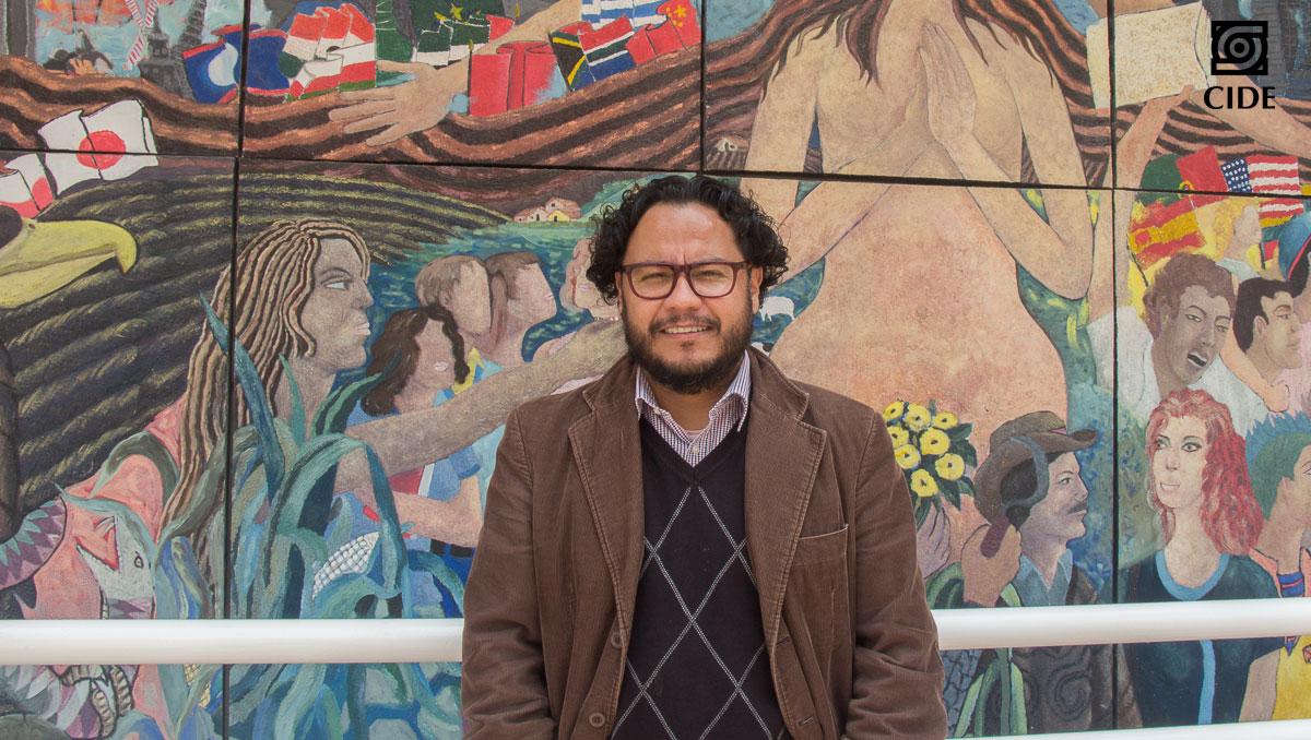 Edgar Guerra se integra al Comité Científico de Estudios Sociológicos del COLMEX