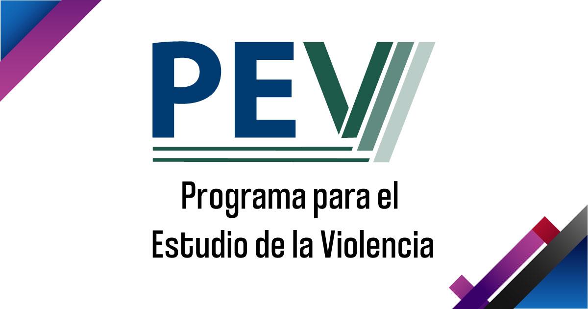 CIDE crea el Programa para el Estudio de la Violencia (PEV)